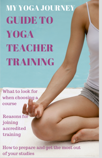 Yoga Teacher Training My Yoga Journey